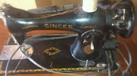 black and yellow electric sewing machine Surrey, V3T 1Z7