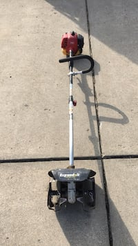 Gray and black gas string trimmer Youngstown
