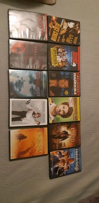 Selling old movies want them sold asap  Brampton, L6V 3R3