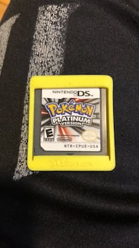 Pokémon platinum version Nintendo DS Laval, H7M 2X4