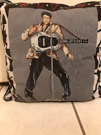 RARE 1995 ELVIS PILLOW  Santa Barbara, 93101