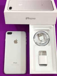 SILVER IPHONE 7+ UNLOCKED  Tampa, 33609