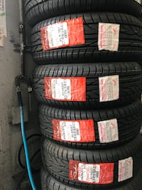 205/60R15 SET OF 4 TIRES ON SALE WE CARRY ALL BRAND AND SIZES  Lafayette, 94549