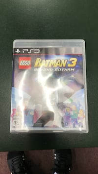 PS3 LEGO Batman 3 Beyond Gotham case Johnstown, 12095