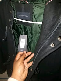 Tommy Hilfiger trench coat 519 mi