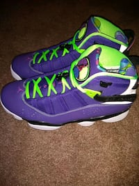 Jordan 6 rings (Bel-air) rare / size 9