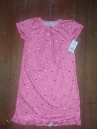 pink and white polka dot PJ's  Providence, 02904