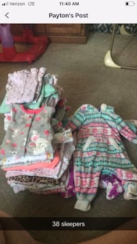baby's assorted clothes Wakarusa, 46573