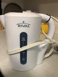 Rival electric kettle Toronto, M9M 0E8