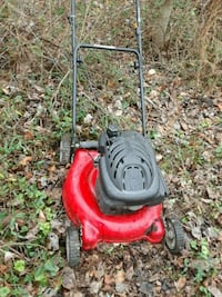 red and black push mower Fort Washington, 20744