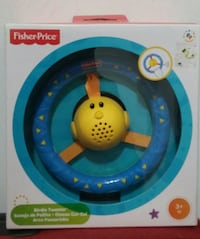 BNIB Fisher-Price baby rattle toy Brampton