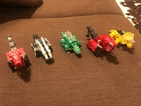 Netflix Dinotrux playset and toys. Perfect condition Walnut Creek, 94598