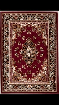 Brand new area rug size 8x11 nice red carpet rugs and carpets Burke, 22015