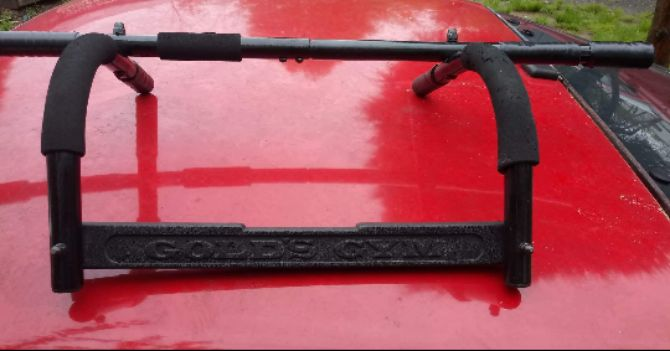Photo Gold's Gym 5-in-1 Pull-Up Bar