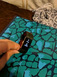 Fitbit Charge 2 with red band Lehigh Acres, 33936