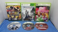 XBOX 360 games  Tolleson, 85353