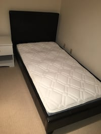 Tapered Twin Bed