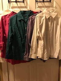Talbots tailored button shirts  Burtonsville, 20866
