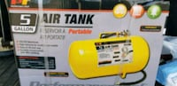 Yellow air tank brand new never used  Lubbock, 79407