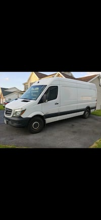2016 Mercedes-Benz Sprinter Cargo Van 2500 170 WB High Roof Chambersburg