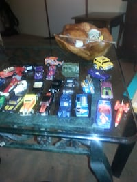 Hotwheels.  30+ hotwheels including some rare and  Gurley, 35748
