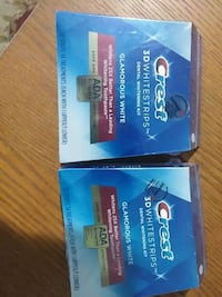 2 unopened boxes of 3d white strips Lorton, 22079