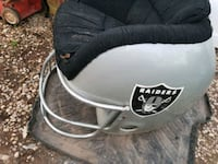 Raider football chair  Manassas, 20110