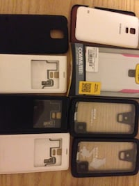 assorted iPhone cases in box Edmonton, T6W 2L6