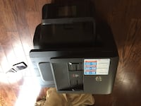 New black HP multi-function scanner printer Pickering, L1V