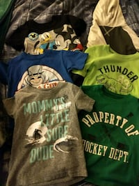 toddler's assorted clothes Stockton, 95205