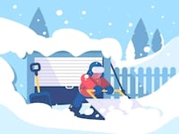 snow removal Brantford