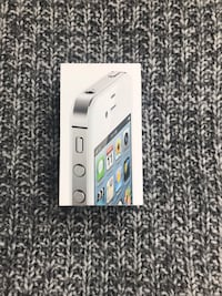 UNLOCKED iPhone 4S White 16GB Oakville, L6H 5E8