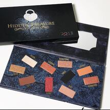 Brand new hidden treasure palette by dose of Colors *limited edition*