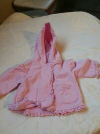 Infant girls hoodie