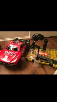 red and black RC car toy Murrieta, 92562
