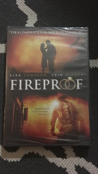 """Fireproof"" DVD still in plastic Dundalk, 21222"