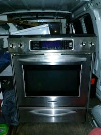 Kitchenaid Gas stove/oven