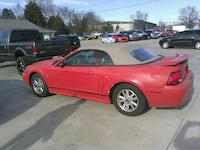 Ford - Mustang - 2001