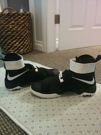 Lebron Soldier 10s mint condition