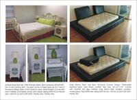 collage of home furniture