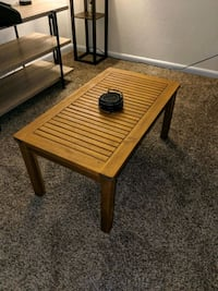 Wooden coffee table Virginia Beach, 23455