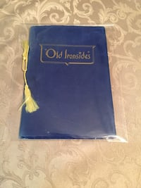 Vintage Old Ironsides U.S.S. Constitution By D.Richard NAVY RELIEF SOCITY  Oxnard, 93036