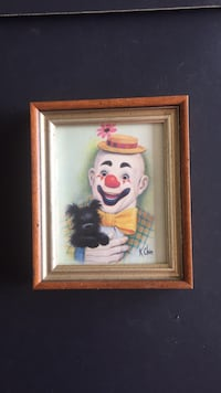 Clown picture Seattle, 98168
