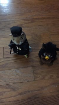 Two black and brown dog plush toys Damascus, 20872