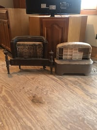 Antique Natural Gas Heaters