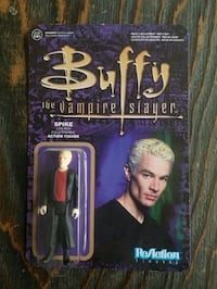 Collectable Buffy Action figure (Spike) West Allis, 53214