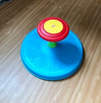Playskool Sit 'n Spin Classic Spinning Activity Toy Kids University Park, 20782