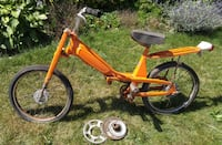 Vintage French Moped L8H 2Y3