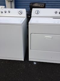 white washer and dryer set Herndon, 20170