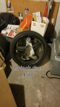 black and gray vehicle wheel Oxon Hill, 20745